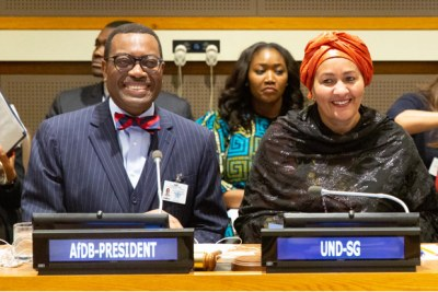 African Development Bank at the 2019 United Nations General Assembly