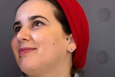 Hajar Raissouni, journaliste.