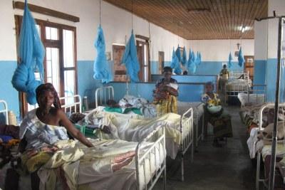 A maternity ward in Tanzania in 2012 (file photo).
