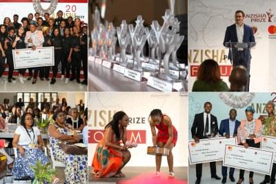 Young African Entrepreneurs Shine at the 2019 Anzisha Awards
