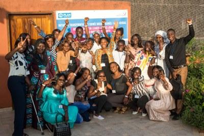 Projet «Jeunes leaders contre le mariage d'enfant, une initiative transfrontalière en Guinée, Guinée Bissau, au Mali et au Sénégal»