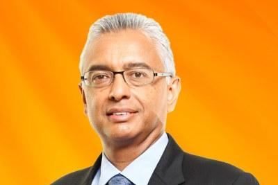 Mauritian Prime Minister Pravind Kumar Jugnauth (file photo).