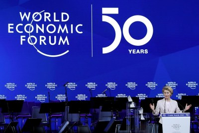 Forum économique de Davos