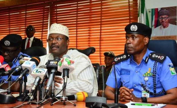 Nigeria's Inspector General Goes After Police in Brutality Case
