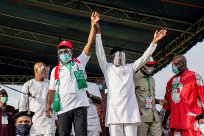 Tension, Tight Security as Nigeria's Edo State Prepares for Poll