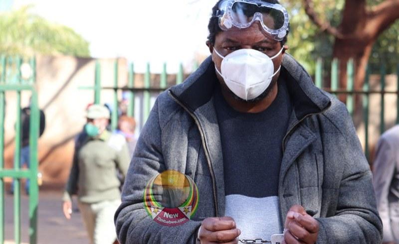 Zimbabwe: Journalist Chin'ono Arrested Again
