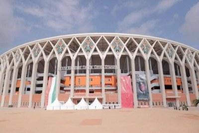 Nouveau Stade olympique Alassane Ouattara