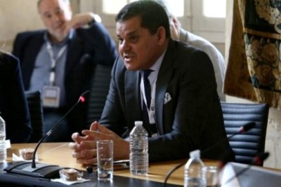 M. Abdul Hamid Mohammed Dbeibah , a été élu par les 74 membres du Forum, au poste de Premier ministre, selon les résultats publiés en direct sur TV ONU.