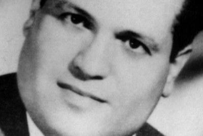 Ali Boumendjel , avocat et dirigeant politique du nationalisme algérien.