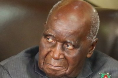 Kenneth David Buchizya Kaunda (born 28 April 1924) is a Zambian former politician who served as the first President of Zambia from 1964 to 1991.