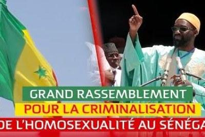 Les manifestations contre les LGBT se multiplient au Sénégal