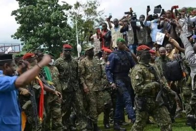 Mardi le colonel Mamadou Doumbouya rencontrera les leaders des partis politiques